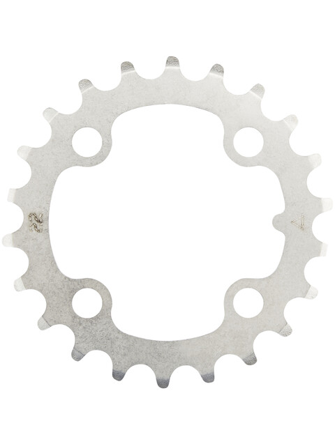 STRONGLIGHT MTB 104/64 Typ XC Drev Insida silver grå